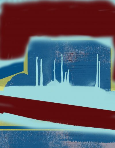 digital painting no. 5 (2016)