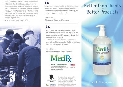 Company Brochure Cover