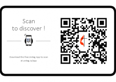 QR for Business Card